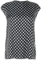 Haider Ackermann polka dot T-shirt
