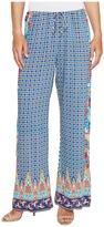Hale Bob Sunshine Daze Rayon Woven Pants Women's Casual Pants