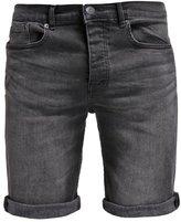 Burton Menswear London Denim Shorts Black