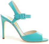 Rupert Sanderson Patent Leather Sandals