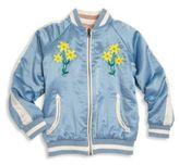 Stella McCartney Toddler's & Little Girl's Willow Floral Reversible Bomber