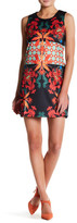 Papillon Sleeveless Print Dress