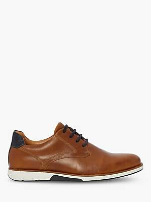 Dune Bicker Leather Gibson Shoes