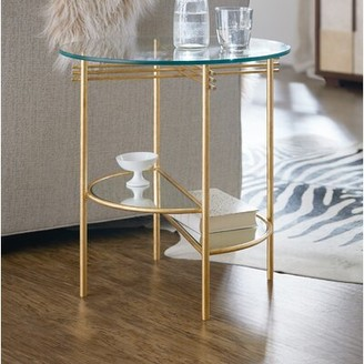 Hooker Furniture Well Balanced Round End Table