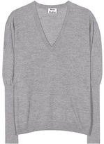 Acne Studios Calla Merino Wool Sweater