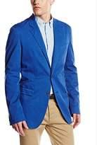Tommy Hilfiger Men's Casual Twill Long Sleeve Blazer