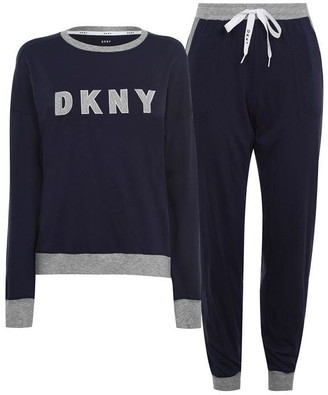 DKNY Logo Lounge Pyjama Set