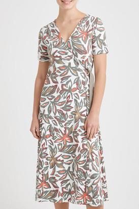 Sportscraft Agave Cotton Modal Dress