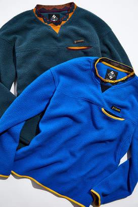 Columbia Wapito Sherpa Crew Neck Sweatshirt