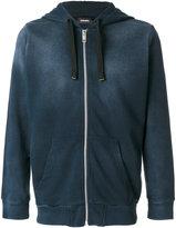 Diesel Theory zipped hoodie