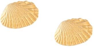 Anni Lu Shell Stud Earrings