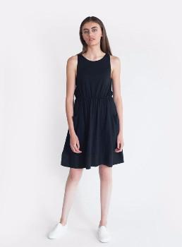 Beaumont Organic Logan Dress - S - Black