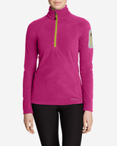 Eddie Bauer Women's Cloud Layer® Pro Fleece 1/4-Zip Pullover