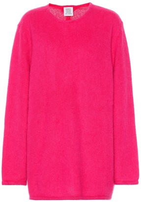 Vetements Mohair blend sweater