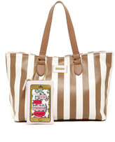 Betsey Johnson Kitsch Phone Tote