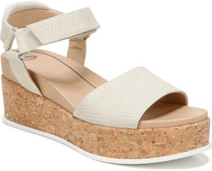 Dr. Scholl's Women's Beaming Ankle Strap Dress Sandals Women's Shoes