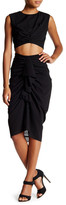 Do & Be Do + Be Ruffle Midi Skirt