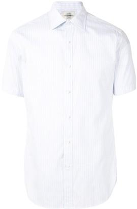 Kent & Curwen Striped Print Shirt