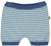 Nui Bettie Striped Organic Cotton Knit Bloomers