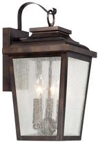 The Great outdoors by Minka Lavery Irvington Manor 3-Light Chelsea Bronze Outdoor Wall Mount