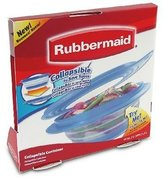 Rubbermaid FG7G1500CADBL Collapsibles 4-Cup Food Storage Container