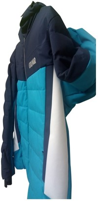 Colmar Turquoise Jacket for Women
