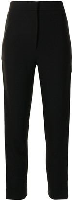 Céline Pre-Owned Pre-Owned Zip Detailing Straight-Leg Trousers