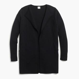 J.Crew Petite Vanessa sweater-jacket