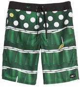 O'Neill St. Paddy's Pong Board Shorts