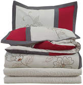 Bellisimo Chelsea Quilted 12-Piece Bedding Set