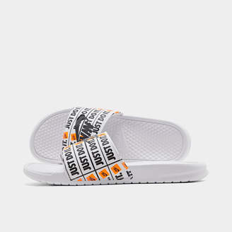 Nike Men's Benassi JDI Print Slide Sandals