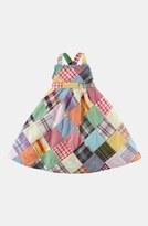 Ralph Lauren Patchwork Dress & Bloomers (Baby Girls)