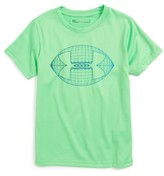 Under Armour Toddler Boy's Football Logo Graphic T-Shirt