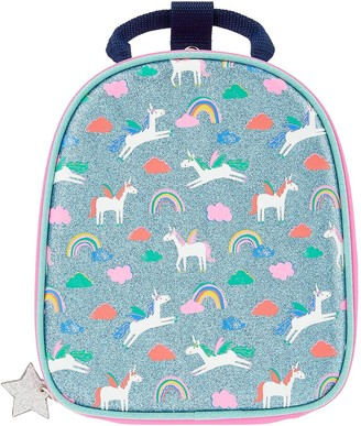Accessorize Girls Unicorn Printed Lunch Bag - Multi