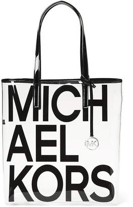 MICHAEL Michael Kors The Michael Large North/South Logo Tote Bag