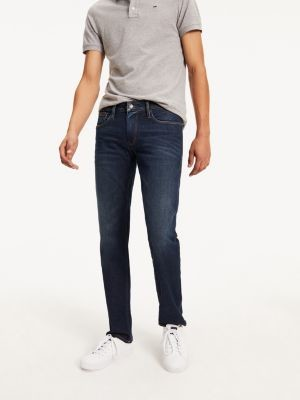 Tommy Hilfiger Straight Cut Comfort Jeans