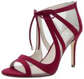 Nina Cherie Cranberry High Heels