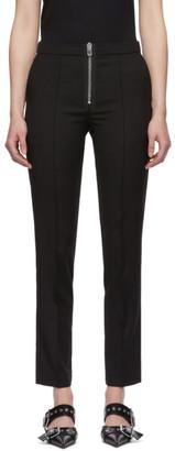 Yang Li Black Tailored Trousers