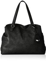 Pieces Pcluffe Bag, Women's Shoulder Schwarz ()