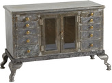 Rejuvenation Industrial Cabinet w/ 10 Drawers