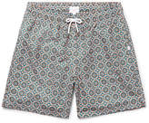Derek Rose Tropez 1 Slim-Fit Mid-Length Printed Swim Shorts