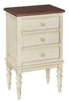 Shumate 3 Drawer Accent Chest August Grove Color: Cherry Tobacco