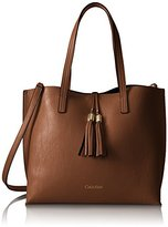 Calvin Klein Womens Unlined Jetlink Tote