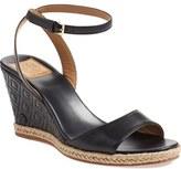 Tory Burch 'Marion' Wedge Sandal (Women)