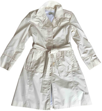 Aigner Beige Polyester Trench coats
