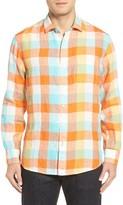 Tommy Bahama Men's Happy Checkmore Sport Shirt