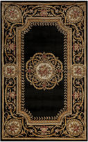 Momeni Atlantis Hand-Carved Wool Rectangular Rug