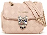 Love Moschino Quilted Convertible Crossbody