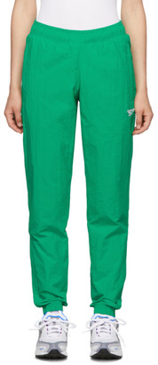 Vector Reebok Classics Green Classics Track Pants