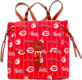 Dooney & Bourke MLB Reds Flap Backpack